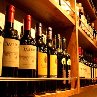 美味しいワインと和食のマリアージュ