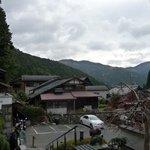 2675089 - 大原山荘前比叡山々