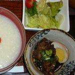 神戸岩茶荘 - スペアリブ