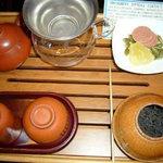 神戸岩茶荘 - 功夫茶式