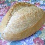 リトルファーム - 料理写真:固焼きパン(小) \90-