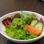 fis - ランチのサラダ