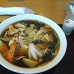創作料理 龍 - 五目湯麺