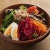 ニース風サラダ(ツナ、ゆで卵、アンチョビ・・・・)