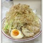 らーめん 辰屋 - 辰醤油らーめん800円 2014.4.29
