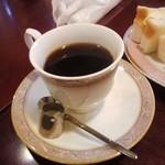 喫茶ケルン - セットのコーヒー