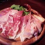 26761053 - お肉の前菜盛り合わせ