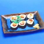 北の味心竹ちゃん - 海鮮生太巻