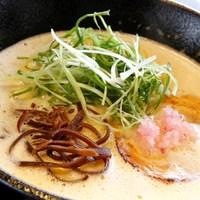 ちらん - 鶏白湯ラーメン