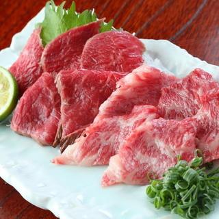 魚介だけでなくお酒に合うお肉料理をご用意してます!!