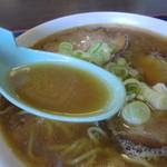 26762831 - スープは豚骨醤油+スパイス