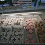 26763837 - いろんなアイスクリーム、美味しそう~。「白くま」ありました!