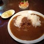 わさびの木 - カレーランチ(1,000円)