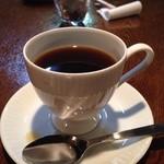 わさびの木 - ランチドリンクのホットコーヒー