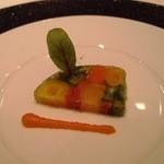 リーガロイヤルグラン沖縄 Dining 19 - 本日のアミューズ