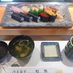 竹鮨 - 鮨、上 1700円 吸物付き