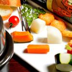カヤバル - 冬季限定!チーズフォンデュ