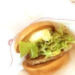 モスバーガー - ありがち照り焼きではございますが… 良かったですね 待ち時間だけ…