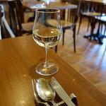ビストロ ドゥ マーク オージ - グラスワインの白