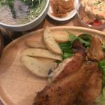 SHIKOKU バル 88屋 - 阿波尾鶏のロティサリーチキンランチ
