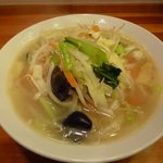 ラーメン華 - 料理写真:タンメン