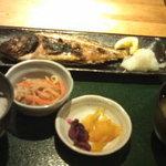 宮本 - 焼き魚定食