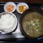 2677568 - ◆田舎やさいスープ@650円