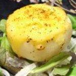 遊食屋 - 淡路島特産の甘い玉葱を丸ごと使ったグラタン♪