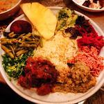 スリランカ料理 ラサハラ - 特別な日のセイロンプレート