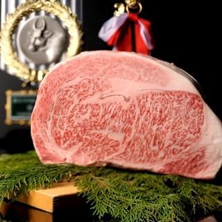 上質なお肉を伝統の炭火焼でお楽しみください