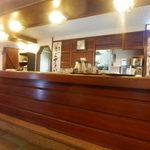 26771416 - 喫茶店風のカウンター