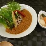 Panja - 薬膳カレー