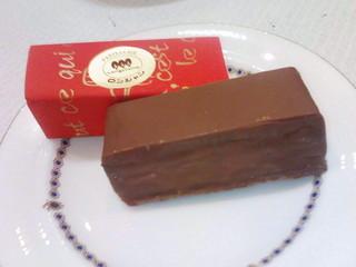 ロンシャン洋菓子店 - チョコパイ