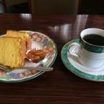 野薔薇 - 料理写真:コーヒーセット