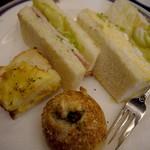 ぶらじる - サンドウィッチセット