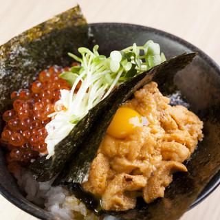 本格的な伊勢志摩の海鮮料理!