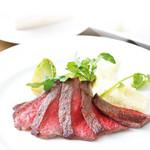 アンジュ - 山形牛の熟成肉ステーキ