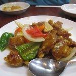 中国料理・珍 - 酢豚