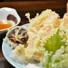 白蔵 - 料理写真:天ぷら盛合わせ