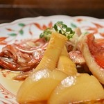 白蔵 - 金目鯛の煮付け
