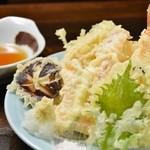 白蔵 - 天ぷら盛合わせ