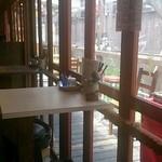 おやさいバル TIERRA - 外ではお弁当を660円で売っています。店内でもすぐに出てきます。