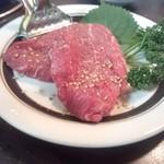 李朝園 - 激ウマのヒレのステーキ