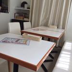 トラットリア ドン ジョヴァンニ - テーブル席