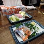 大衆酒場 よっちゃん - 〆鯖 ( '14.04)