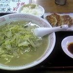 268911 - 500円タンギョーセット【三幸苑画像】