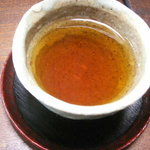 中里の庵 沾 - お茶です