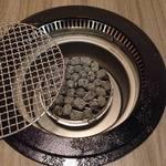 焼肉 IWA - 網の写真です