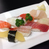 丸喜寿司 - 料理写真:140430 夕日寿司