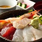 ■海鮮丼■